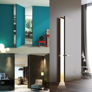 Doors & Flush doors: invisible solutions for the home design | Invisible ...