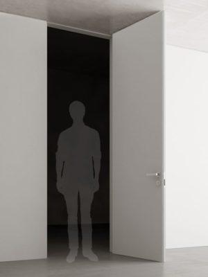 porta invisibile 80x270