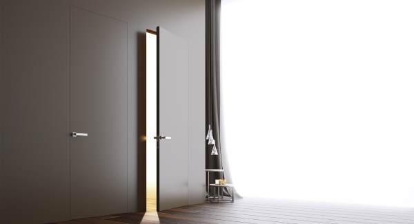 Invisible Doors by PannelloFilomuro.
