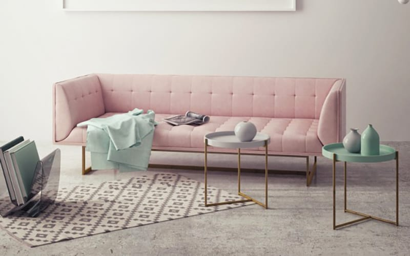 Furniture Color Trend Fall Winter