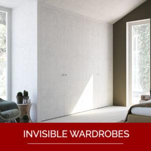 Invisible wardrobes