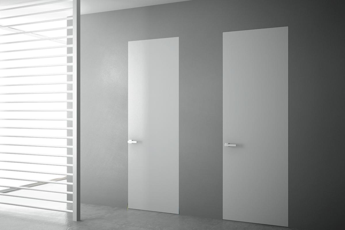 Porte - Invisible-door